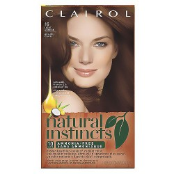 Natural Instincts By Clairol, Haircolor, Spiced Tea (Light Auburn) #16 - 1 Ea