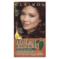 Natural Instincts By Clairol, Hair color, Cinnaberry (Medium Auburn Brown) #22 - 1 Ea