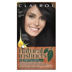 Natural Instincts By Clairol, Hair color, Midnight (Neutral Black) #36 - 1 Ea