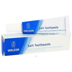 Weleda salt toothpaste, travel size - 0.44 oz