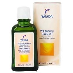 Weleda Pregnancy Stretch Mark Massage Oil - 3.4 oz