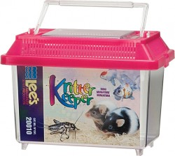 Lee'S Aquarium & Pet kritter keeper rectangle - mini, 48 ea