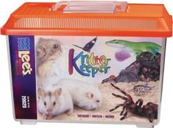 Lee'S Aquarium & Pet kritter keeper rectangle - medium, 12 ea