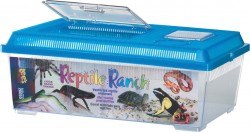 Lee'S Aquarium & Pet reptile ranch rectangle - large, 2 ea