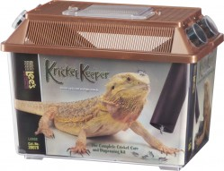 Lee'S Aquarium & Pet kricket keeper - large, 3 ea