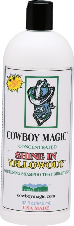 Straight Arrow Products D cowboy magic yellowout - quart, 6 ea