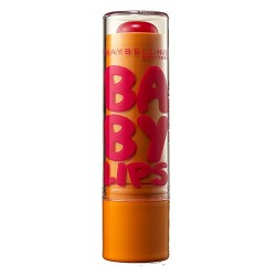 Maybelline baby lips moisturizing lip balm, cherry me - 2 ea
