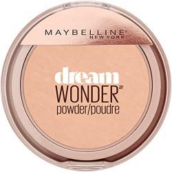 Maybelline dream wonder face poweder, buff beige - 2 ea