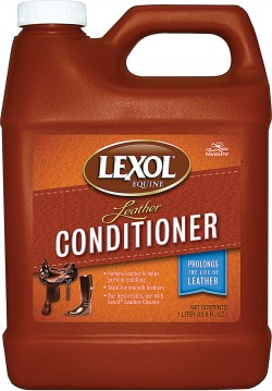 Manna Pro-Equine lexol leather conditioner - 1 liter, 12 ea