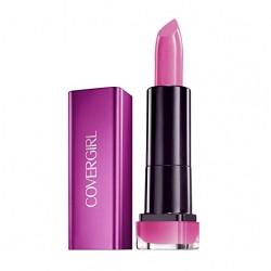 Covergirl colorlicious lipstick, enchantress blush - 2 ea