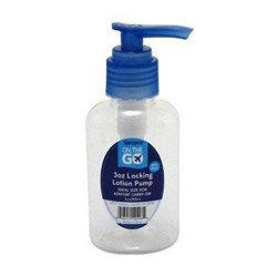 Sprayco Lotion Pump Clear  - 12 ea
