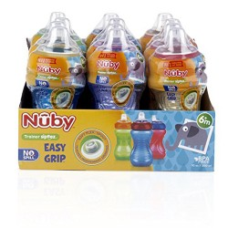 Luv N care no spill gripper cup - 3 ea