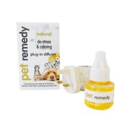 Pet remedy natural plug in diffuser 40ml - 1 ea