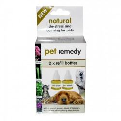 Pet remedy natural refill bottles - 2 ea