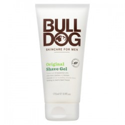 Bulldog natural skincare original shave gel - 5.9 oz