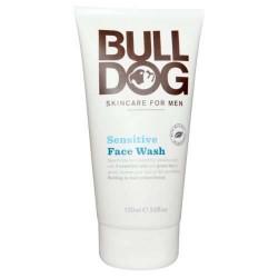 Bulldog sensitive face wash , skin care for men - 5 oz