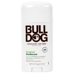 Bull dog original deodorant,  skin care for men -  2 oz