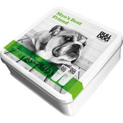 Bulldog man's best friend duo tin - 3.3 oz