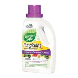 Spectracide garden safe fungicide 3 concentrate - 20 ounce, 6 ea