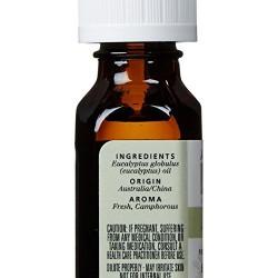 Aura Cacia 100% pure essential oil Eucalyptus (e. globulus) - 0.5 oz