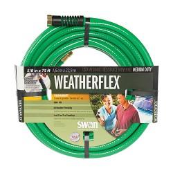 Swan P weatherflex garden hose - 75 foot, 1 ea