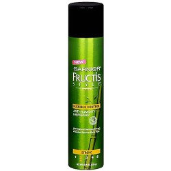 Garnier Fructis anti-humity hair spray, flexible control - 8.5 oz