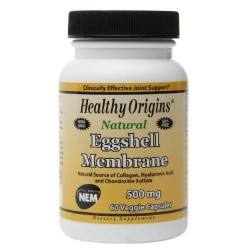 Healthy Origins - Natural Eggshell Membrane 500 mg.Capsules - 50 ea