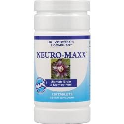 Dr. Venessas formulas neuro maxx - 120 ea