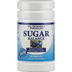 Dr. Venessas formulas sugar balance - 60 ea