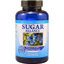 Dr. Venessas formulas sugar balance - 120 ea