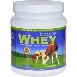 Dr. Venessas formulas grass fed hormone free whey - 12 oz