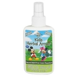 All Terrain Kids Herbal Armor Insect Repellent Spray, Disney - 4 oz