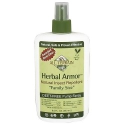 All Terrain Herbal Armor Insect Repellent Pump Spray - 8 oz