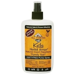 All Terrain Kids Herbal Armor Insect Repellent Pump Spray - 8 oz