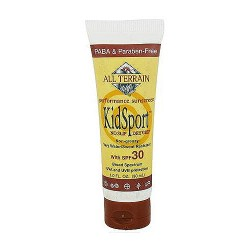 All Terrain KidSport performance sunscreen gel with SPF 30 - 1 oz