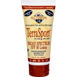 All Terrain terrrasport performance sunscreen SPF 30 - 3 oz