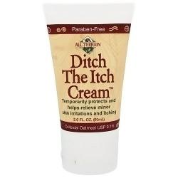 Skin care ditch the itch cream - 2 oz