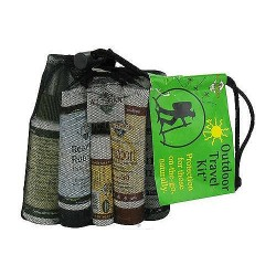 All Terrain Outdoor travel kit, protects naturally - 6 Items