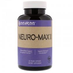 MRM Neuro-Max II 60 Veggie Caps - 60 ea