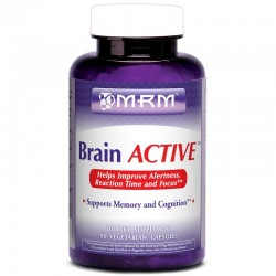 MRM Brain Active Veggie Caps - 90 ea