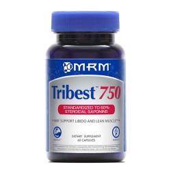 MRM Tribest 750 vegetarian capsules - 60 ea