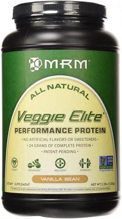 MRM Veggie Elite Performance Protein Vanilla Bean - 2.2 lbs