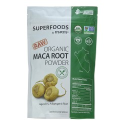 MRM RAW Organic Maca Root Powder  -  8.5 oz