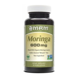 MRM morning 600mg vegan capsules - 60 ea