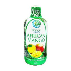 Tropical Oasis African mango liquid - 32 oz