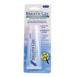 Pureline Oralcare Breath Gel Concentrated Mouthwash, Minty Fresh - 1.25 oz