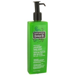 North american hemp company hemp holy grail unscented body lotion - 11.56 oz