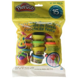 Play doh party bag dough - 15 ea