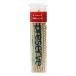 Preserve cinnamint toothpicks- 35 picks