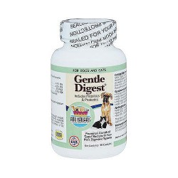 Ark Naturals gentle digest capsules for pets - 60 ea